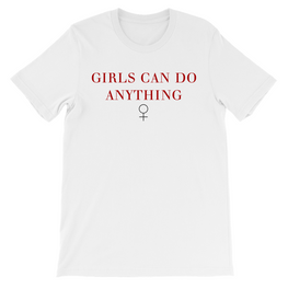 Girls Can Do Anything T