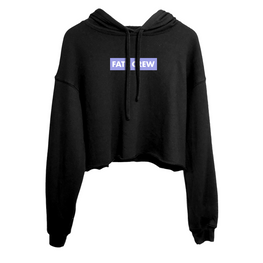 Fate Crew Cropped Hoodie