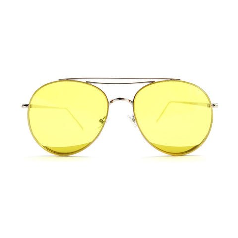 L.A. Flat Frames - Yellow