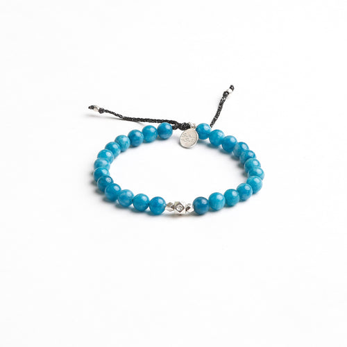 Batu Bali Men's Bracelet - Dreamland - Blue