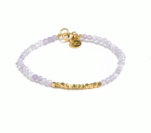 Batu Bali Bracelets - Pantai Melasti - Light Purple