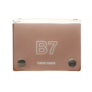 B7 LEATHER x PVC (SOLD OUT)