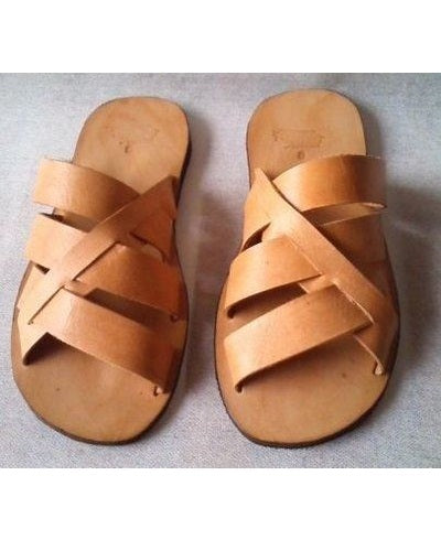 CROSSHAIRS GOVERNORS SLIPPERS - BROWN