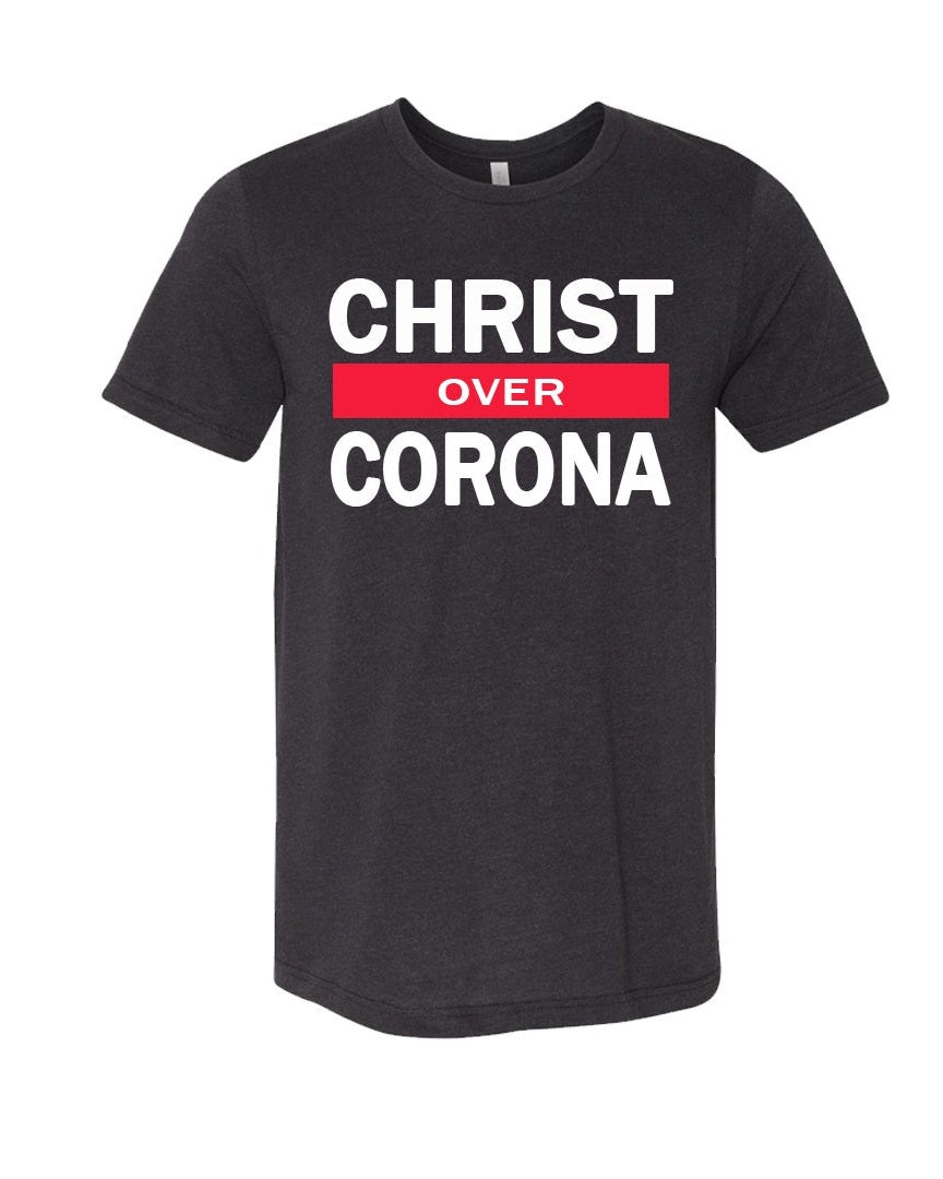 CHRIST OVER ALL T-SHIRT