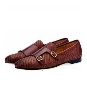 Men's Double Monkstrap Shoes