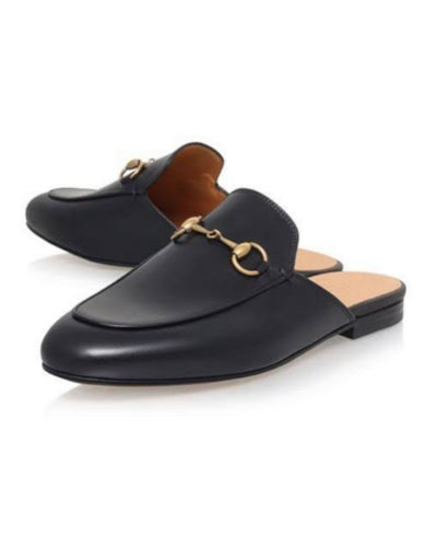 Mens Horsebit Half Shoe