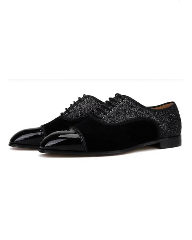 MEN'S OXFORD LACE SHOE