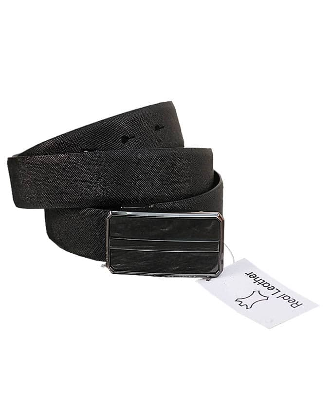 MEN'S ITALIAN LEATHER BELT