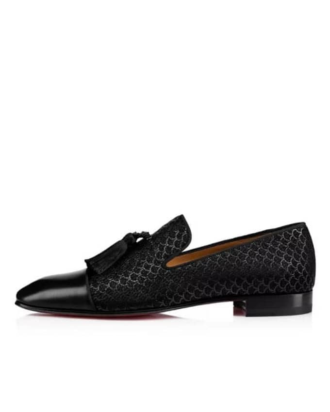 SENIOR MEN TASSEL LOAFERS