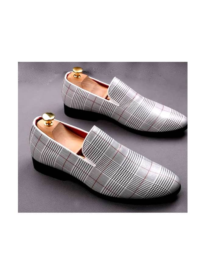 CLASSIC MEN DESIGN LEATHER LOAFERS