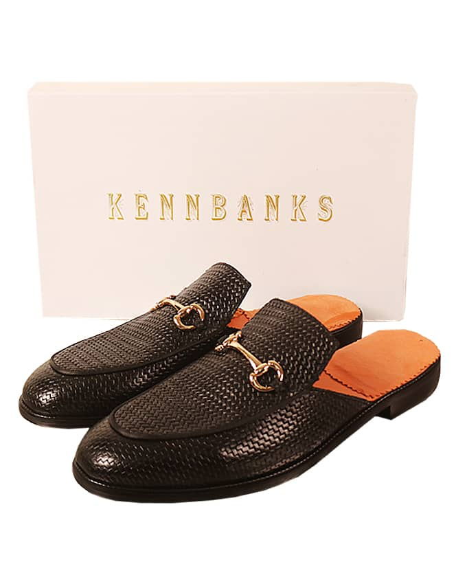 KENNBANKS BASKET LEATHER HALFSHOE