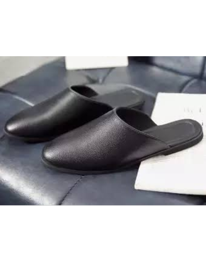 Simple Half shoe slip-ons