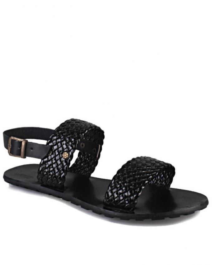 2df78f195 Black Netted Sandals – NaijaFootStore
