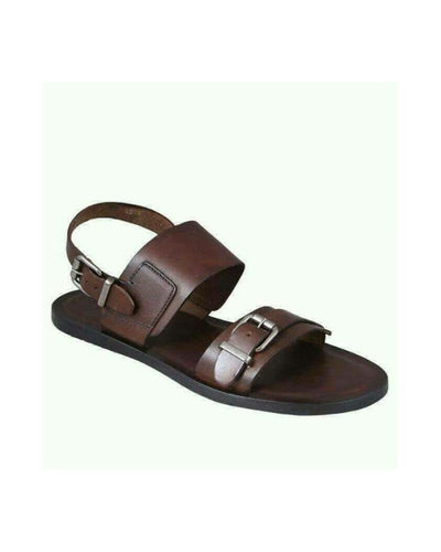 Brown Governors Classic Leather Sandals