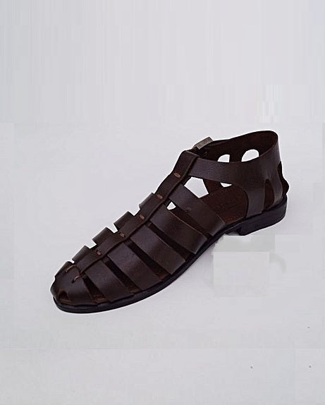 Brown Governors Gladiator Sandals