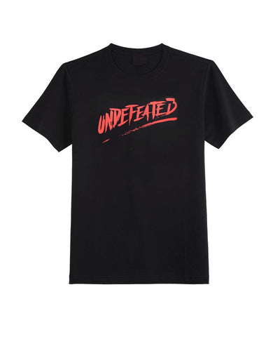 Undefeated Poster T-Shirt (Glow In The Dark)