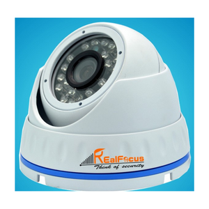 Realfocus 2MP FullHD CCTV Camera with Night Vision (DOME)