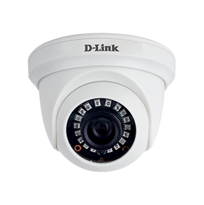 D-Link DCS-F1612 FullHD CCTV Camera with Night Vision DOME - 2MP