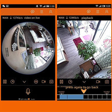 Load image into Gallery viewer, Wireless 360° HD CCTV Camera with 2 Way Audio - Security System Store