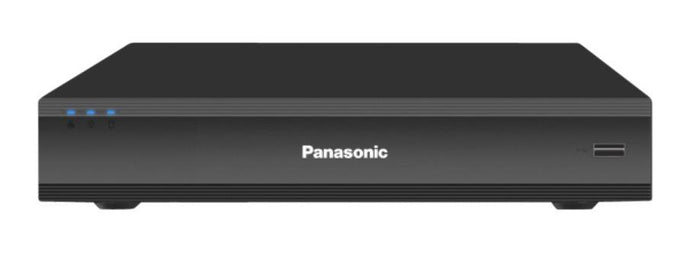 Panasonic PI-HL1108K Pro HD DVR (8Ch.) for 1.3MP - Security System Store