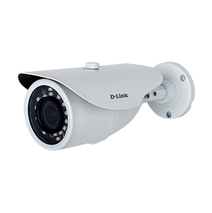 D-Link DCS-F1722 Varifocal Bullet HD Camera 2MP