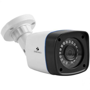 ZEBRONICS 1MP 4in1 HD CCTV Camera with Night Vision (Bullet) - Security System Store