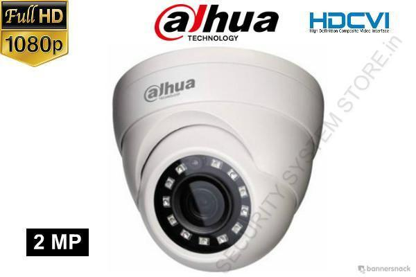 Dahua DH-HAC-HDW1200RP FullHD(1080P) 2MP CCTV Camera (DOME) - Security System Store