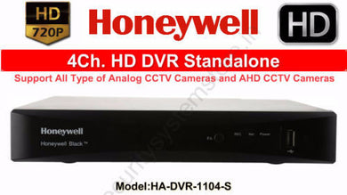 Honeywell DVR HA-DVR-1104S