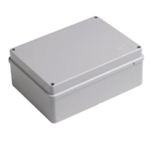 IP65 Junction Box (Wall Mount) to cover camera / connectors and wires - Rs.110