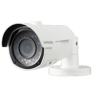 Hanwha Samsung HCO-E6070RP FullHD CCTV Camera Nightvision (Bullet) with Vari-Focal Lens 2.8MM to 12MM - Security System Store