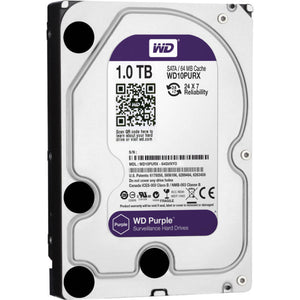 1TB Hard Disk SATA Surveillance (WD Purple / Seagate Skyhawk) - Security System Store