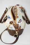 Brooklyn Handbag & NCW purse - Butterflies Inspiration