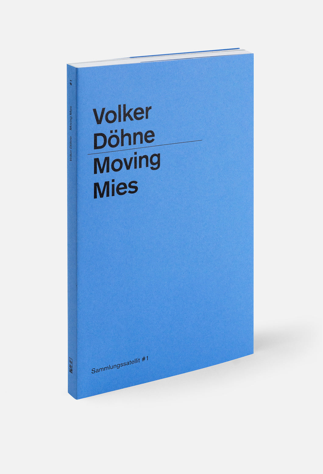 volker döhne – moving mies