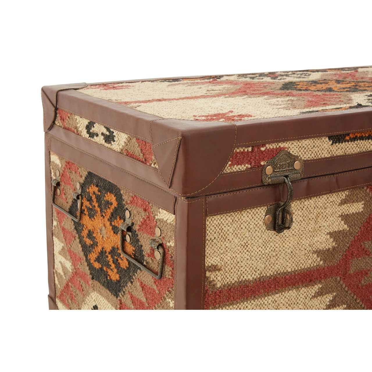 Multi Print Storage Trunks (Set of 2) Close