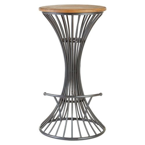 New Foundry Bar Stool (Concave Design) Front