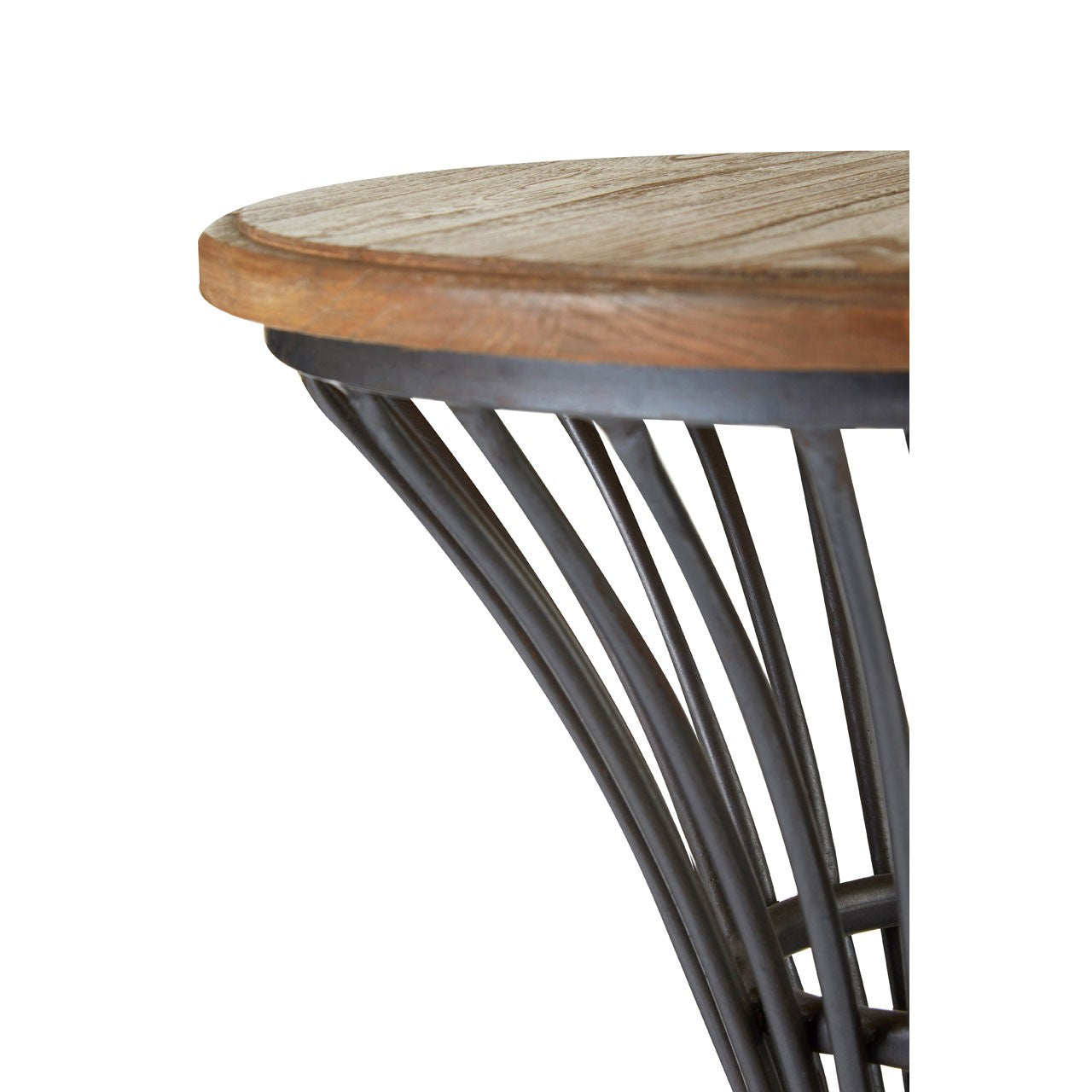 New Foundry Bar Stool (Concave Design) Close