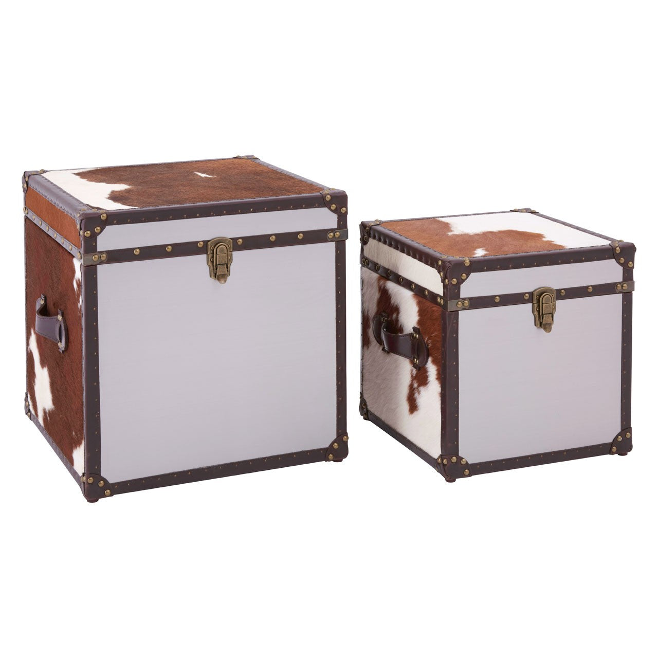 Kensington Townhouse Storage Trunks (Set of 2)