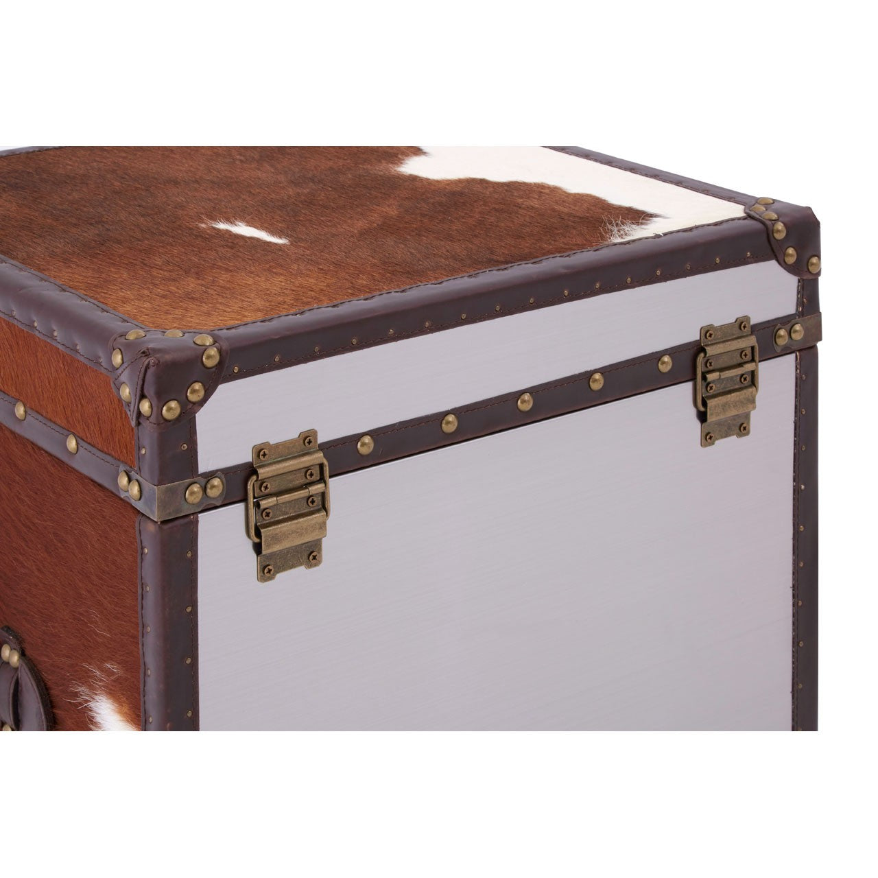 Kensington Townhouse Storage Trunks (Set of 2) Back