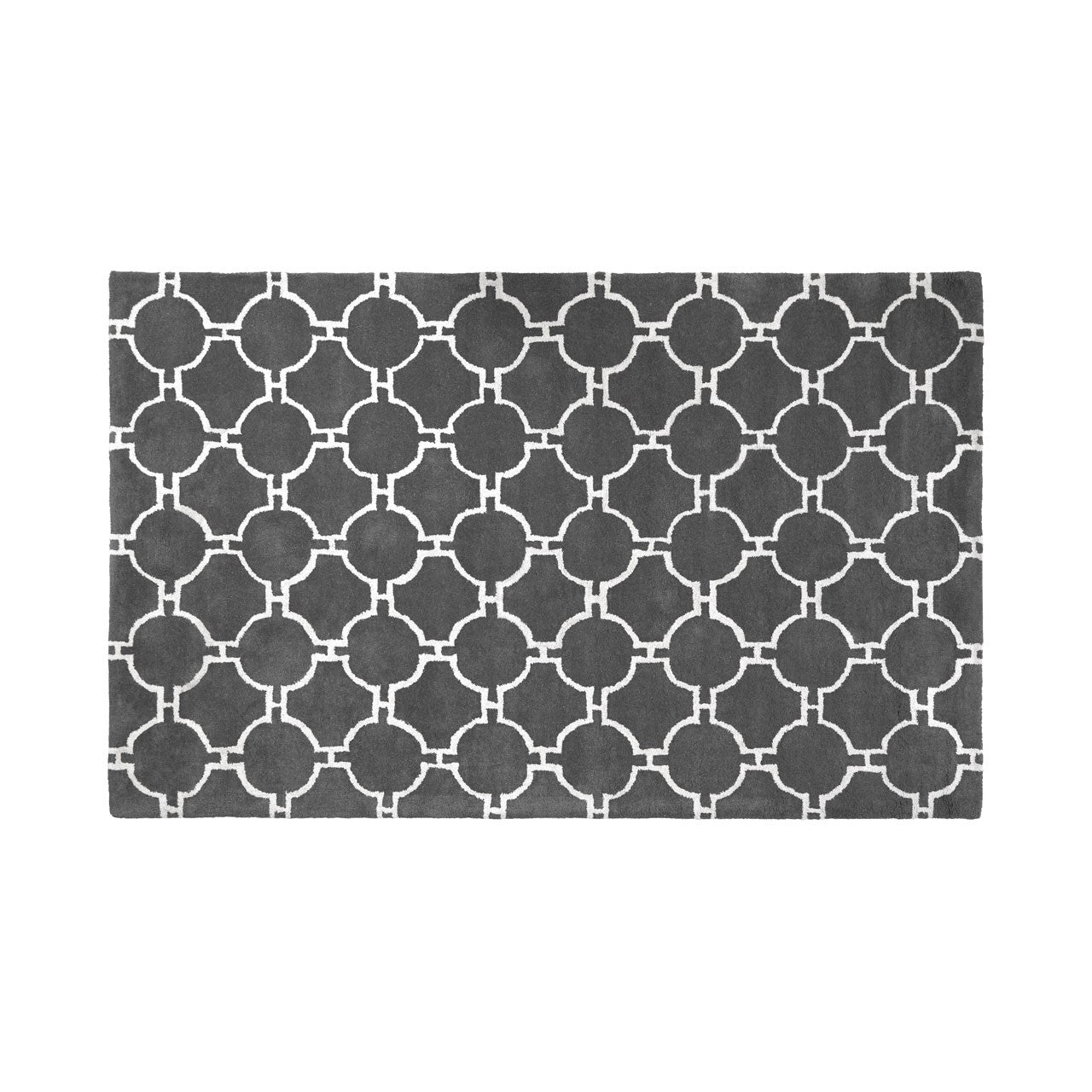 Kensington Townhouse Rug (Grey)