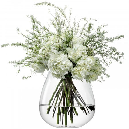 LSA International Giant Arrangement Vase - 38cm