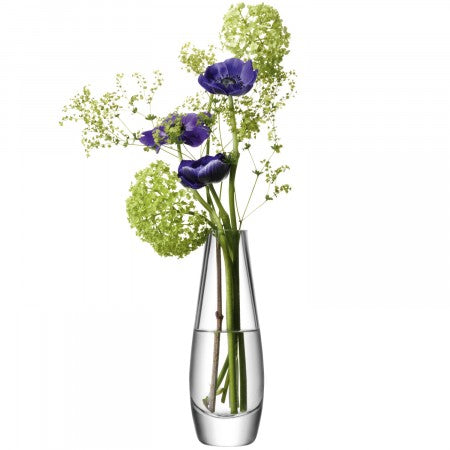 LSA International Flower Single Stem Vase