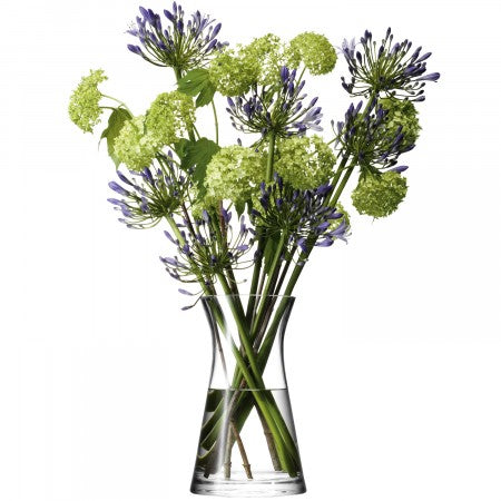 LSA International Mixed Bouquet Vase