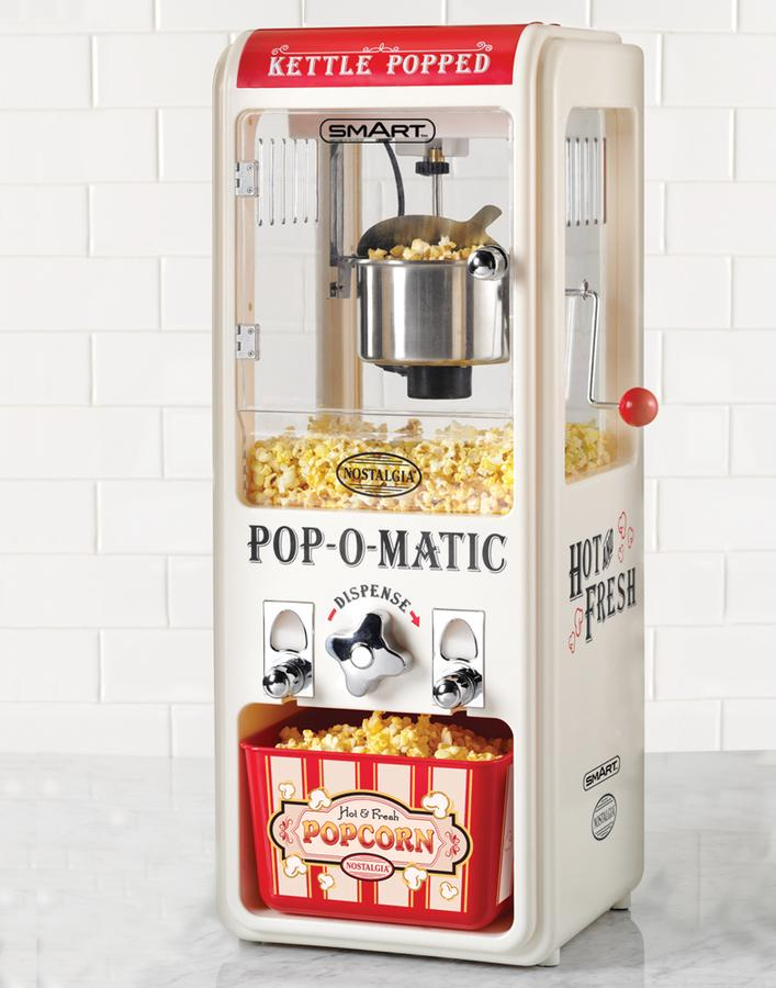 SMART Pop-O-Matic Vending Machine
