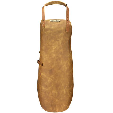 Stalwart Classic Leather Apron (Whiskey)