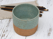 Rustic Utensil Holder.