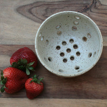 Rustic Speckled Berry Bowl.