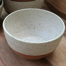 Rustic Speckled Cereal Bowl.