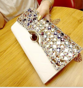 Shinning Club Handbag