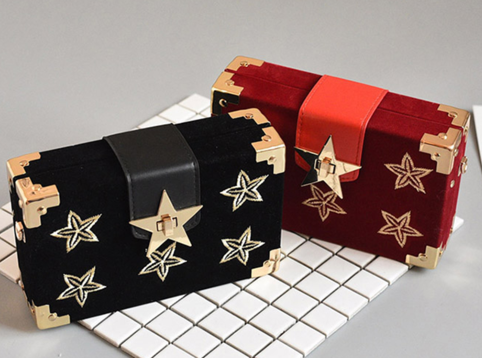 Star Box Fashion Handbag