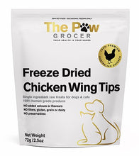 Freeze Dried Chicken Wing Tips